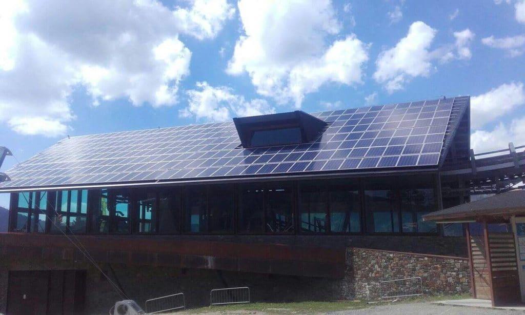 panells solars Andorra