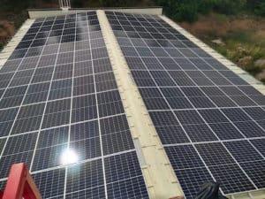 Xarcaiba SUd renovables placas solares