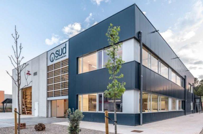 Nuevas oficinas y nave SUD Renovables